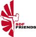S.D.F. Friends Logo