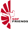 S.D.F. Friends Logo